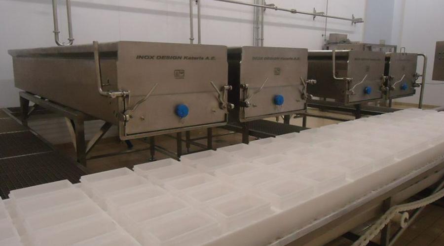Balantinos Dairy Industry - Τυροκομικά Μπαλαντίνος, ΧΑΝΙΑ
